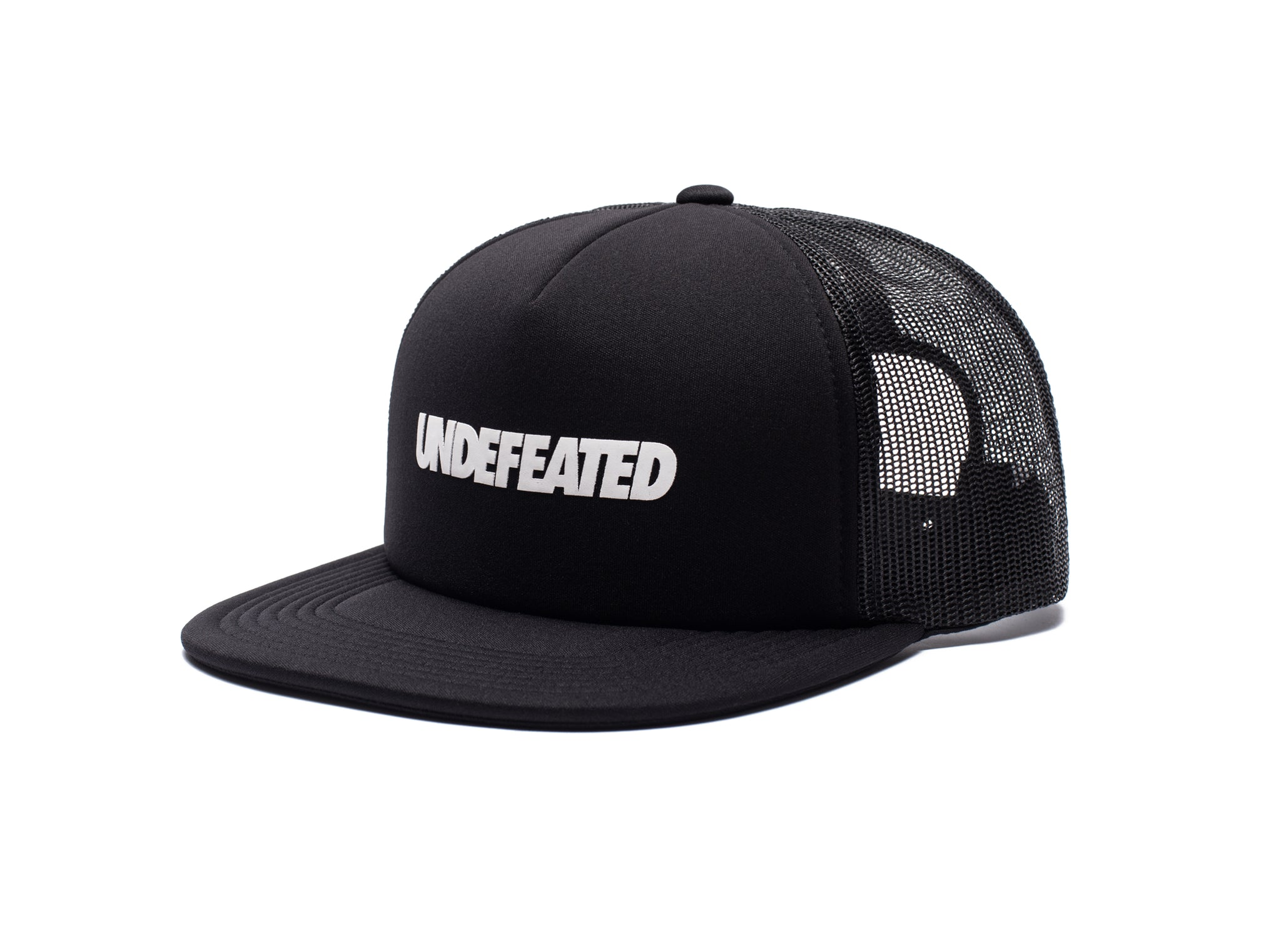 UNDEFEATED LOGO TRUCKER