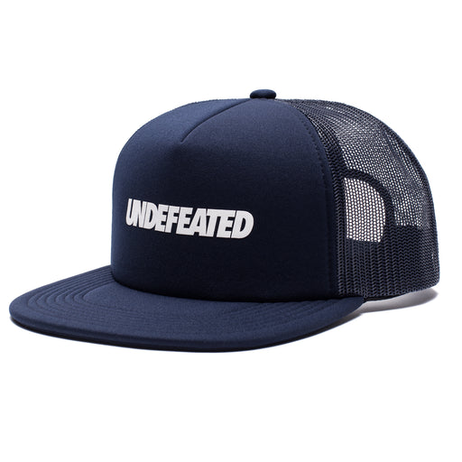 UNDEFEATED LOGO TRUCKER Image 4