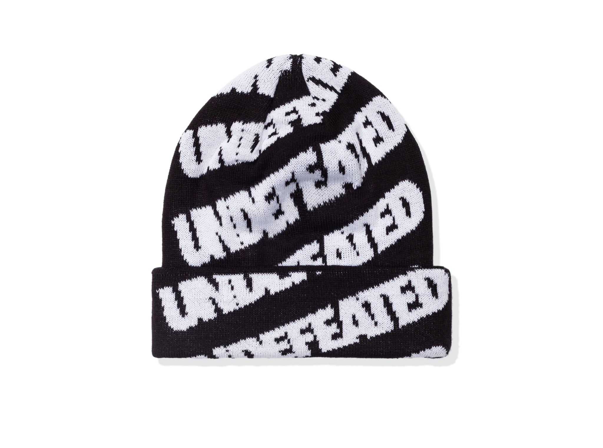 UNDEFEATED REPEAT BEANIE