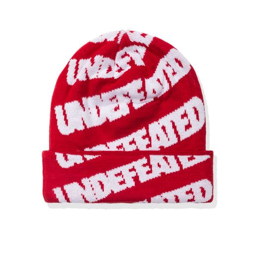 UNDEFEATED REPEAT BEANIE Image 5