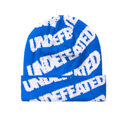 UNDEFEATED REPEAT BEANIE Image 4