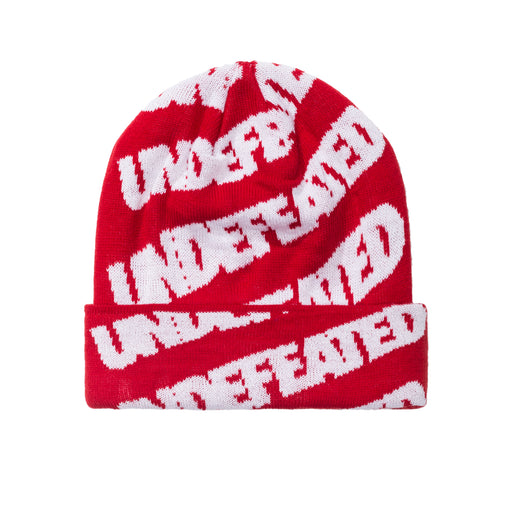 UNDEFEATED REPEAT BEANIE Image 6