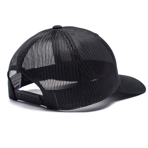 UNDEFEATED ROSE TRUCKER - BLACK Image 2