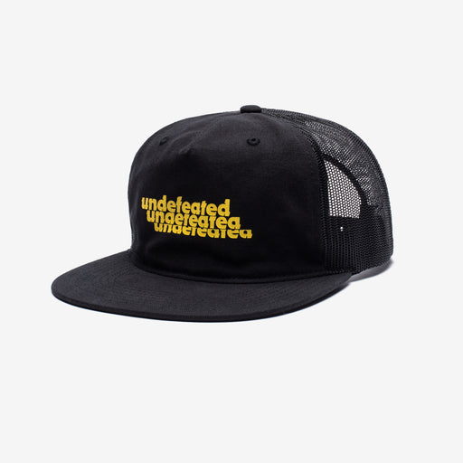 UNDEFEATED STACKING TRUCKER - BLACK Image 1