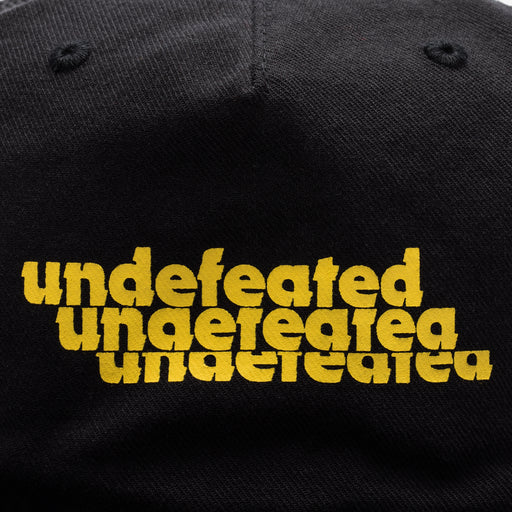 UNDEFEATED STACKING TRUCKER - BLACK Image 3