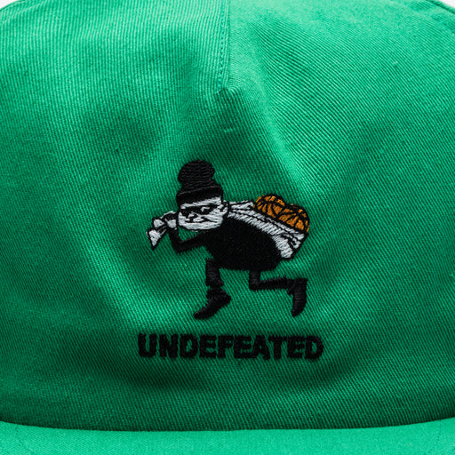 UNDEFEATED THIEF'S THEME SNAPBACK Image 7