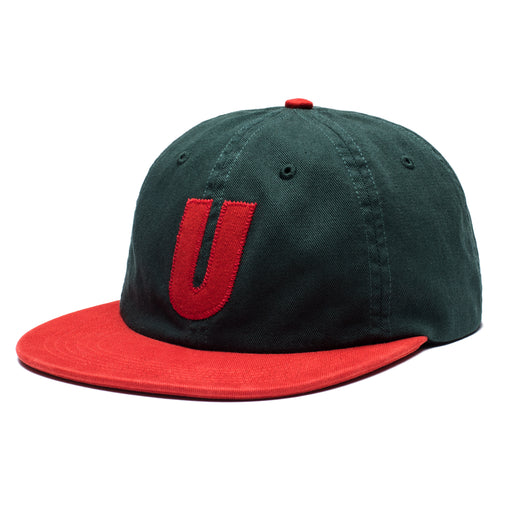 UNDEFEATED U COLORBLOCK STRAPBACK Image 3