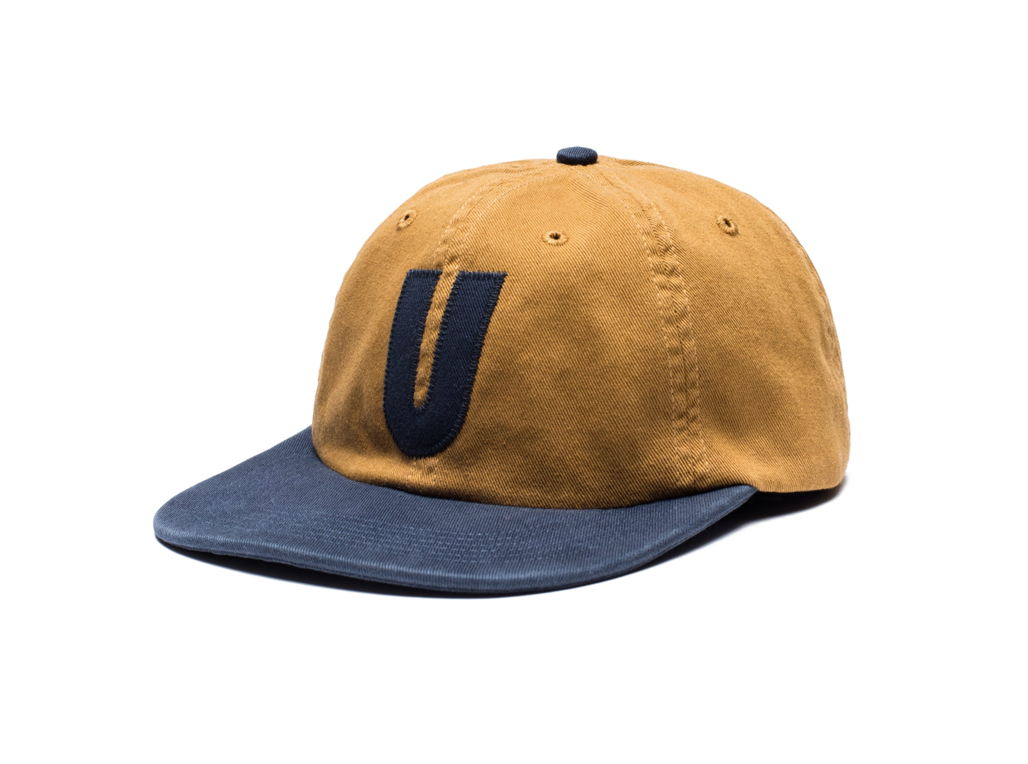 UNDEFEATED U COLORBLOCK STRAPBACK
