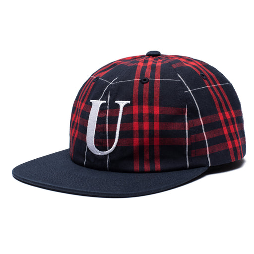 UNDEFEATED U PLAID STRAPBACK Image 9
