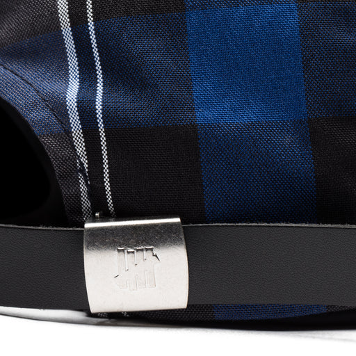 UNDEFEATED U PLAID STRAPBACK Image 4
