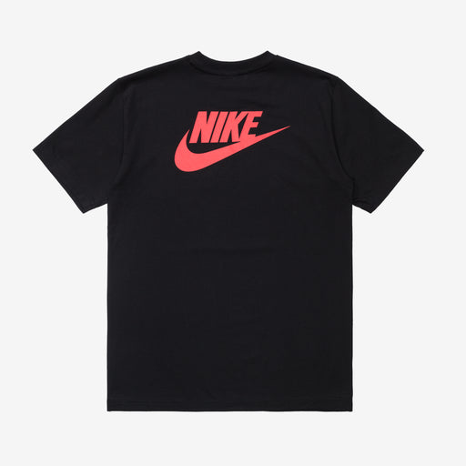 NIKE X STRANGER THINGS TEE - BLACK/UNIVERSITYRED Image 2