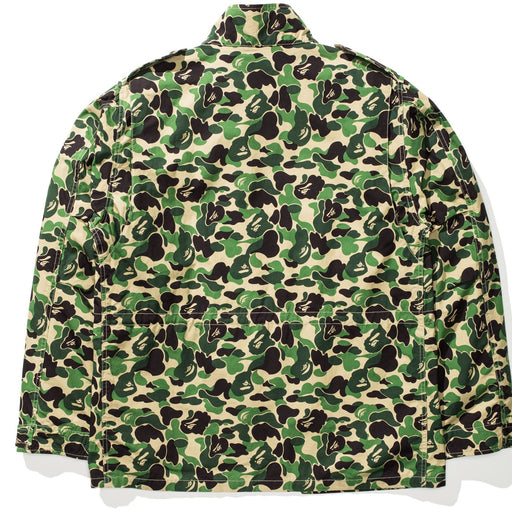 BAPE X UNDEFEATED ABC M-65 - GREEN Image 2