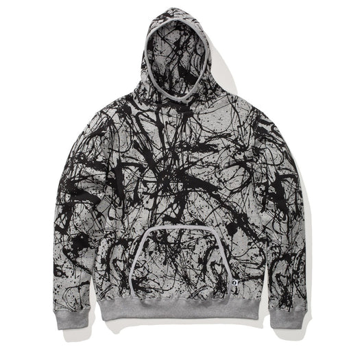 GOODENOUGH DRIP PRINT VENTED HOODIE