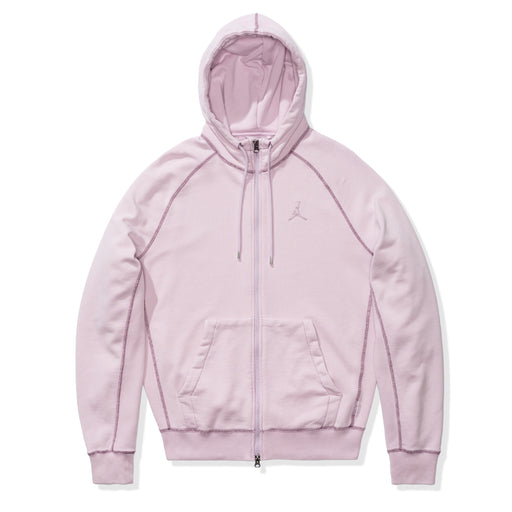 WINGS WASHED FLC FZ HOODIE - ICEDLILAC Image 1