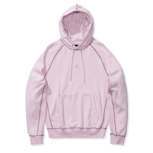 WINGS WASHED FLC PULLOVER HOODIE - ICEDLILAC Image 1