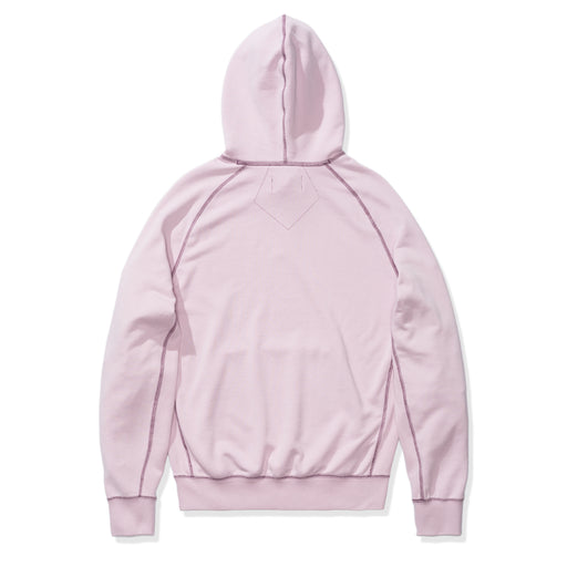 WINGS WASHED FLC PULLOVER HOODIE - ICEDLILAC Image 2