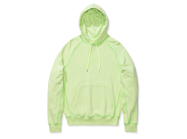 fea4f73681a WINGS WASHED FLC PULLOVER HOODIE - GHOSTGREEN