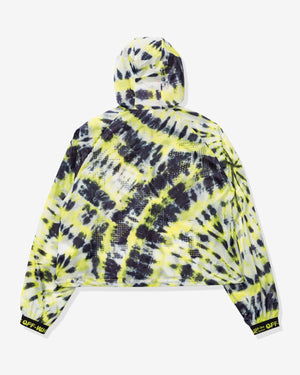 NIKE X OFF-WHITE WOMEN'S NRG JACKET #1 AOP - VOLT