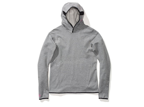 NIKE ACG PULLOVER HOODIE - CARBON HEATHER/COOL GREY