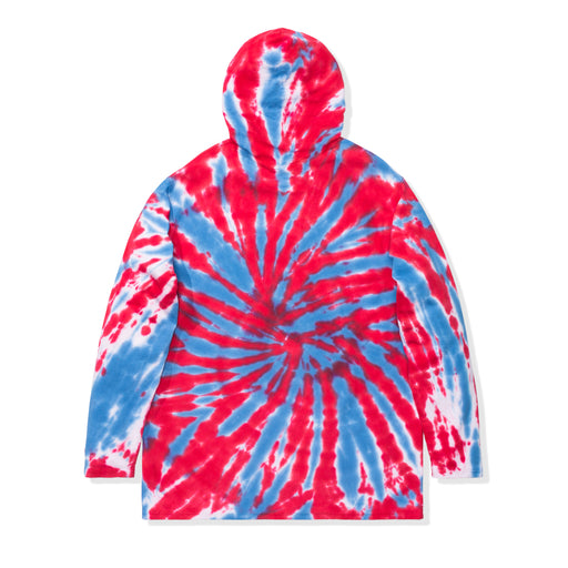 UNDEFEATED TIE DYED HOODED L/S TOP Image 2