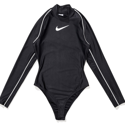 NIKE X AMBUSH WOMEN'S NRG CA BODYSUIT - BLACK/WHITE