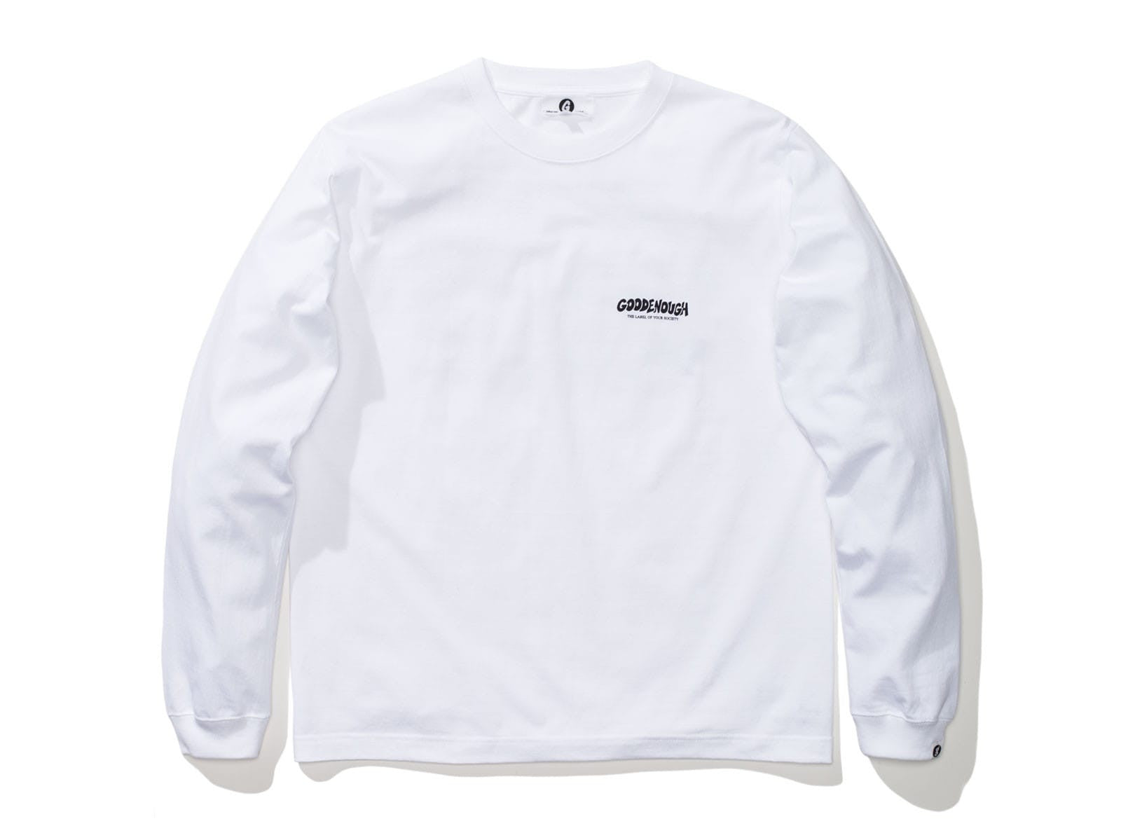 GOODENOUGH FILM PRINT L/S TEE