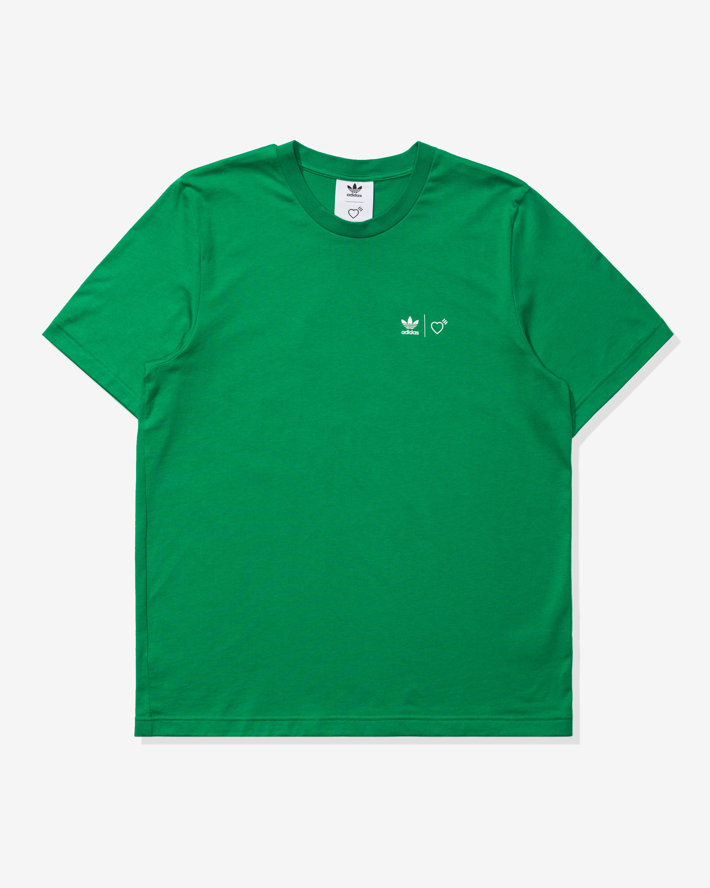 ADIDAS X HUMAN MADE GRAPHIC TEE - GREEN