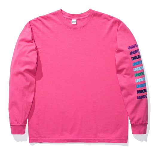 UNDEFEATED GRADIENT L/S TEE Image 1