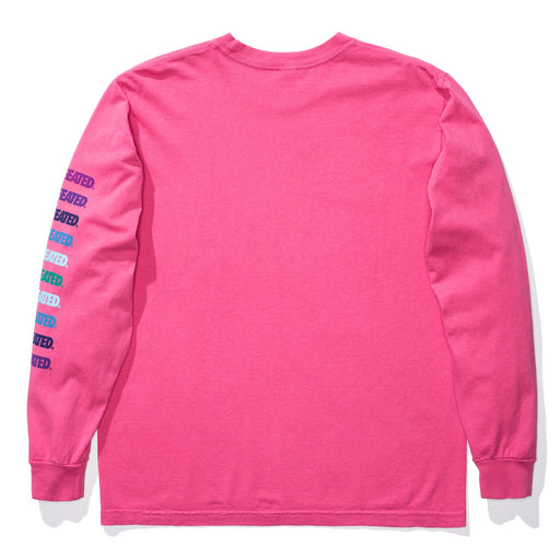 UNDEFEATED GRADIENT L/S TEE Image 2