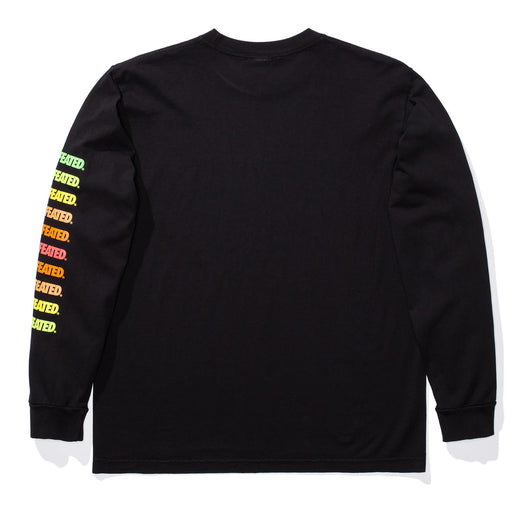 UNDEFEATED GRADIENT L/S TEE