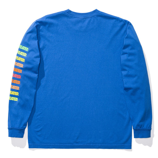UNDEFEATED GRADIENT L/S TEE Image 8