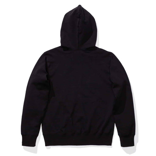 BAPE SILICON ONE POINT FULL ZIP HOODIE - BLACK Image 2