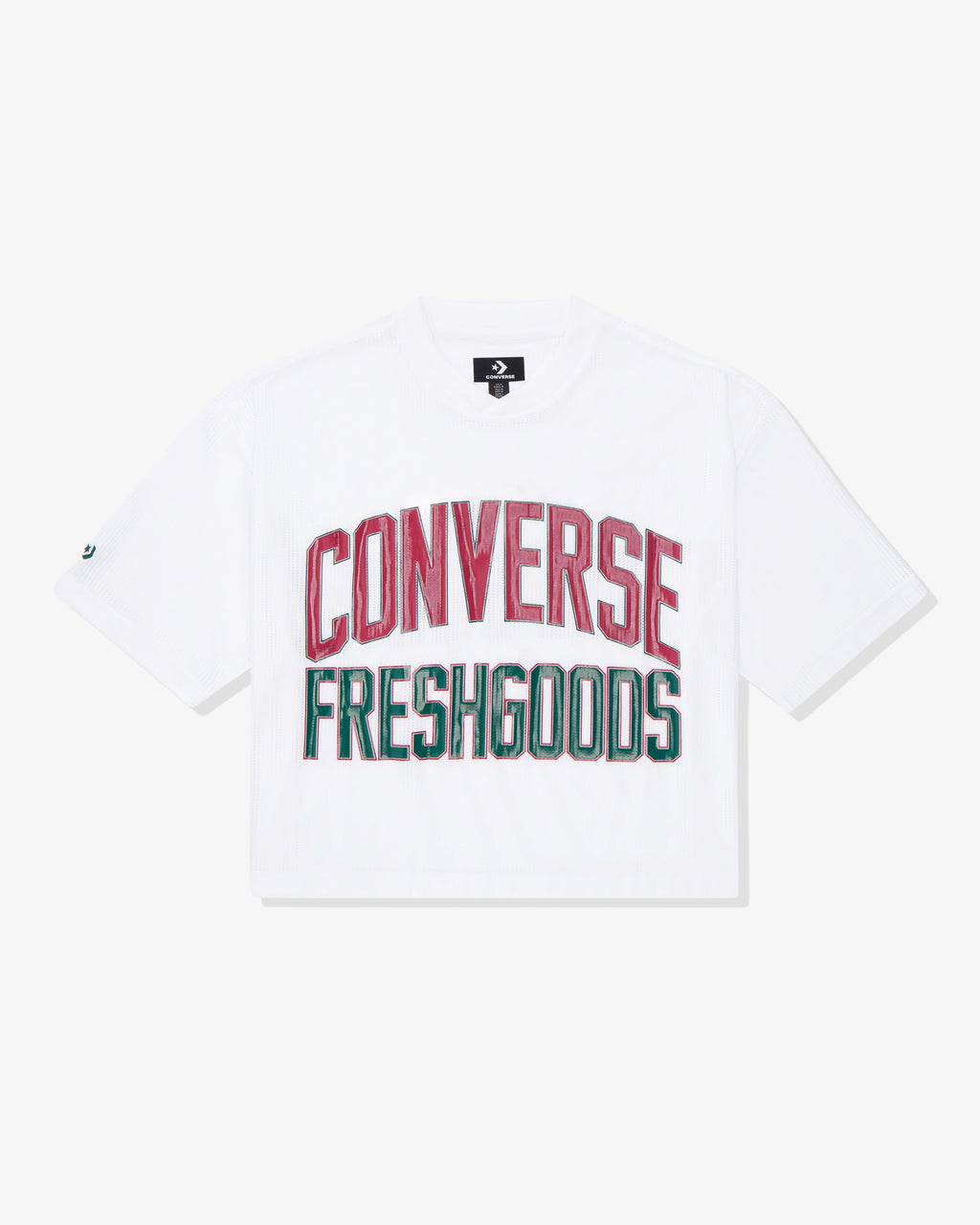 CONVERSE X JFG FOOTBALL TOP - WHITE