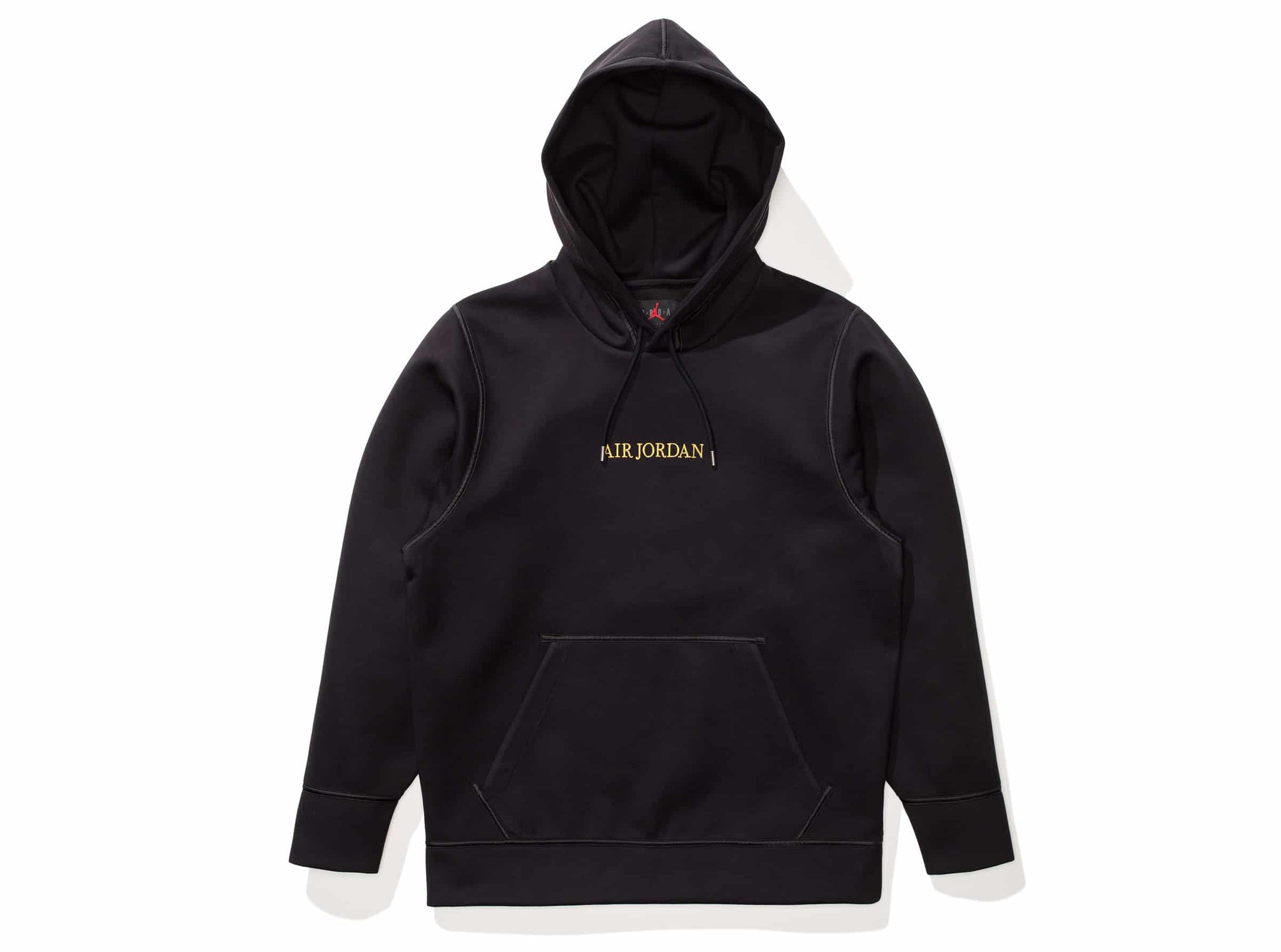 MJ REMASTERED PULLOVER HOODIE - BLACK