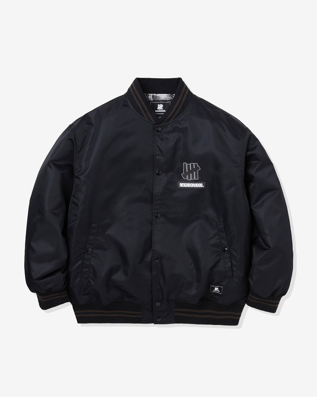 NBHD X UNDFTD JACKET - BLACK