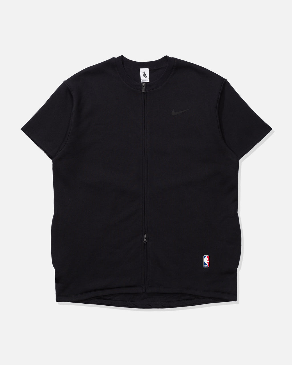 NIKE X FEAR OF GOD WARM UP TOP - BLACK