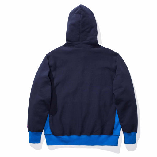 UNDEFEATED 2-TONE ZIP HOODIE Image 2
