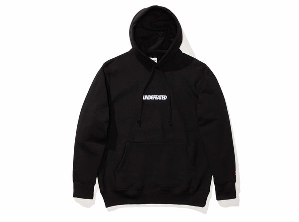 UNDEFEATED LOGO PULLOVER HOODIE 2d5c56144080