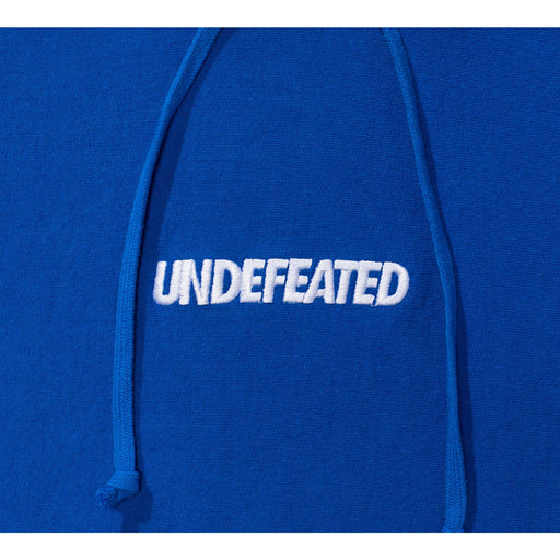 UNDEFEATED LOGO PULLOVER HOODIE Image 8