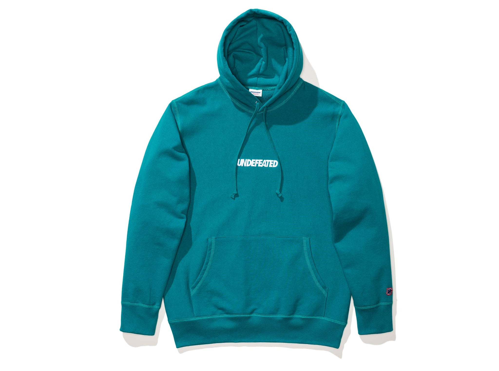 UNDEFEATED LOGO PULLOVER HOODIE