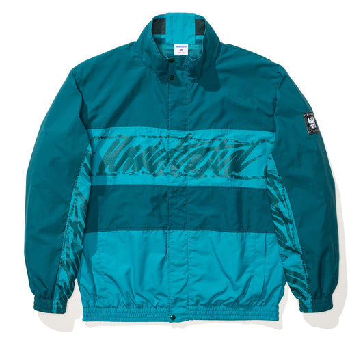 UNDEFEATED PANEL-PRINTED TRACK JACKET