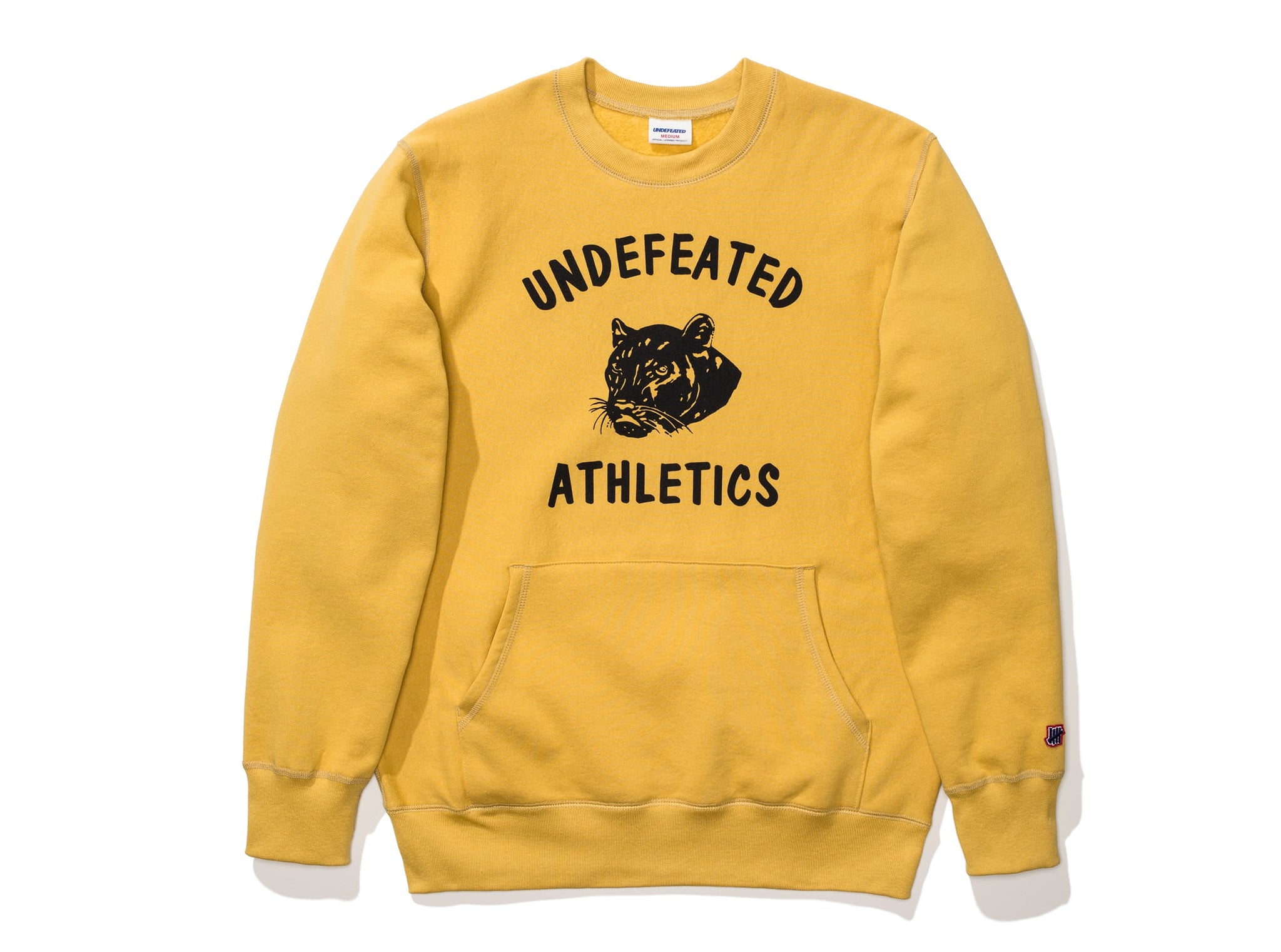 UNDEFEATED PANTHER CREWNECK