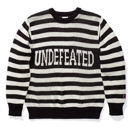 UNDEFEATED STRIPED TEAM SWEATER Image 1