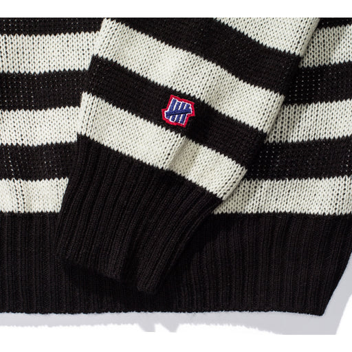 UNDEFEATED STRIPED TEAM SWEATER Image 5