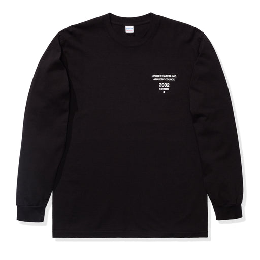 UNDEFEATED ATHLETIC COUNCIL L/S TEE Image 1