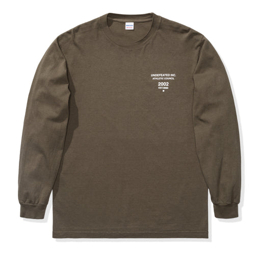 UNDEFEATED ATHLETIC COUNCIL L/S TEE Image 4
