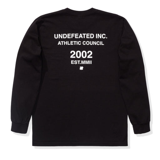 UNDEFEATED ATHLETIC COUNCIL L/S TEE Image 2