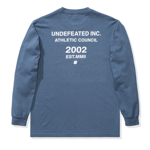 UNDEFEATED ATHLETIC COUNCIL L/S TEE Image 8
