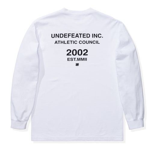 UNDEFEATED ATHLETIC COUNCIL L/S TEE Image 11