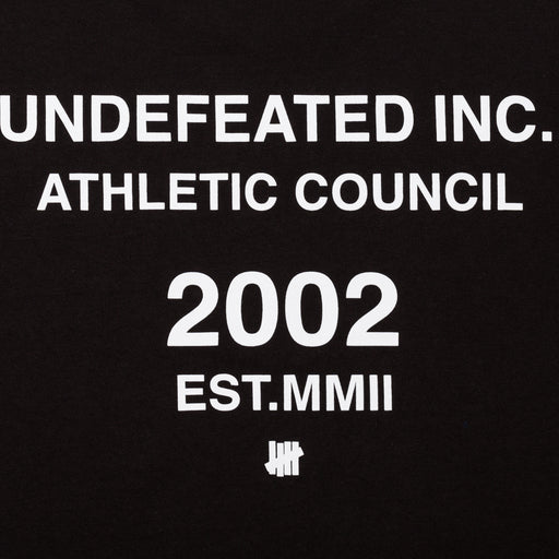 UNDEFEATED ATHLETIC COUNCIL L/S TEE Image 3